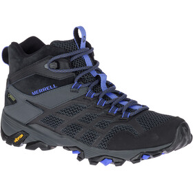 Merrell Moab FST 2 Mid GTX Shoes Women Black/Granite